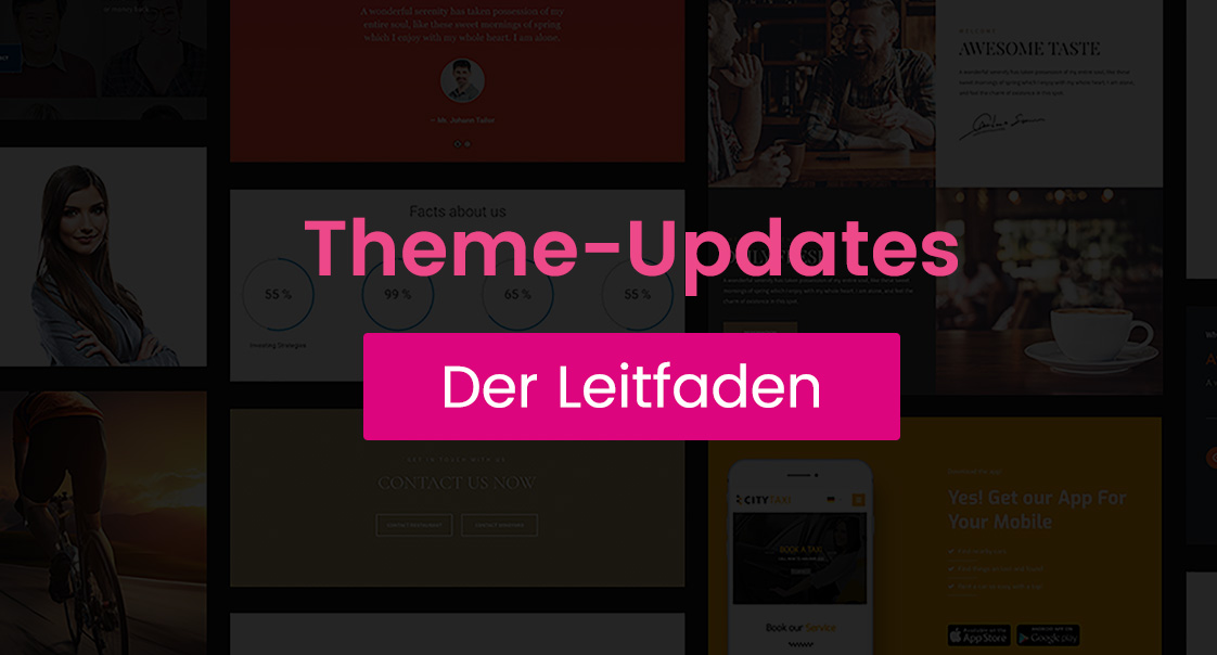Contao Theme Updates
